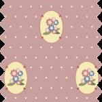 tissu gutermann rose