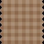 tissu gutermann vichy marron