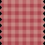 tissu gutermann vichy rouge