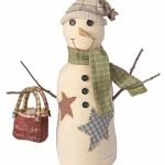 Bonhomme de neige Martin : Kit 38,50€