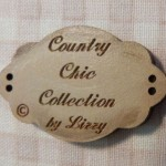 Bouton CCC by Lizzy 4.50€