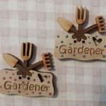 Bouton Gardener 6.00€