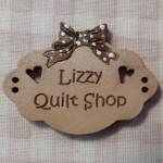 Bouton Lizzy shop 6.50€