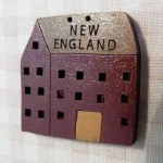 Bouton New England 5.50€