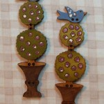 Bouton Topiaires 9.50€ piece