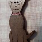 Bouton cat&Bird 6.50€