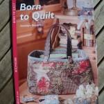 Livre Born To Quilt 17.00€