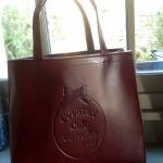 Lizzy bag petit modèle marron : 88 €
