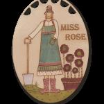 Porte-fils Miss Rose 22 €