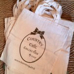 Sac tissu Country chic Collection by Lizzy. 8.50€