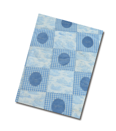 tissu-bleu