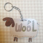 porte-cles WOOL 14,50 €
