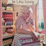 So Chic Lizzy le dernier ouvrage publié par Véronique Requena de Born to quilt
